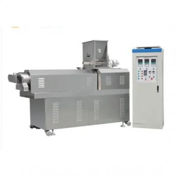 Industry Fried Wheat Flour Snack Making Machine/Crispy Chips/Bugles Process Line