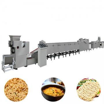 Full-automatic korean instant noodle packaging making machine