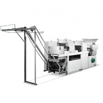 Large capacity dumpling wrapper maker dry noodles noodle making machine industrial