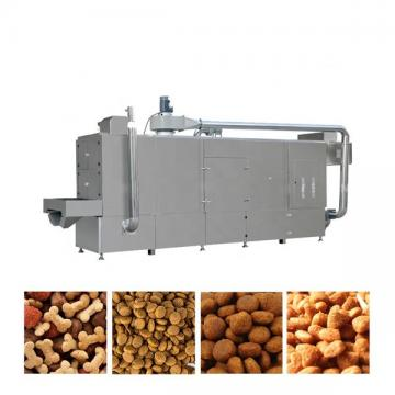 Floating Fish Shrimp Animal Feed Pellet Extruder/Pet Food Mill Making Machine