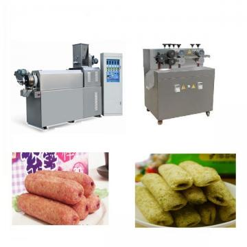Hot selling china nutritional cereal snack food granola bar making machine
