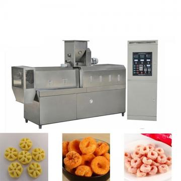 Puffed Core Filling Snack Extruder Machine Chocolatecore Filled Bar Pillow Snack Making Machine Puffing Pellet Cereal Snack Machine Baby Food Line