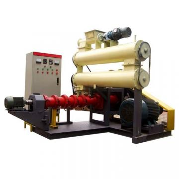 Automatic Organic pet food pellet making machine Fish Feed Pellet Extruder Machine pet food extruder