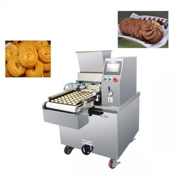 PLC Controlled Automatic Cookie Making Production Line