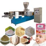 SS304 Material Cereal Production Line , Automatic Baby Food Making Machine